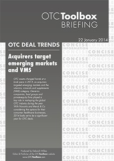 Acquirers target emerging markets and VMS