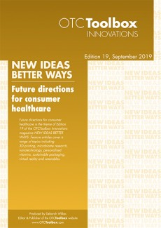 Future directions for consumer healthcare