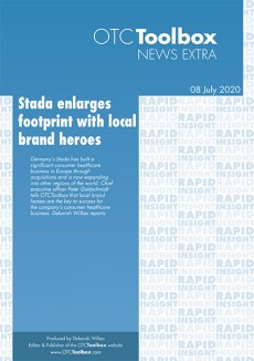 Stada enlarges footprint with local brand heroes