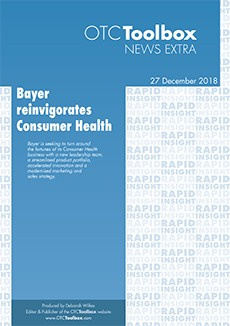 Bayer reinvigorates Consumer Health