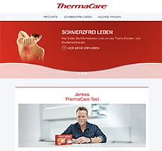 GSK and Pfizer to divest ThermaCare brand