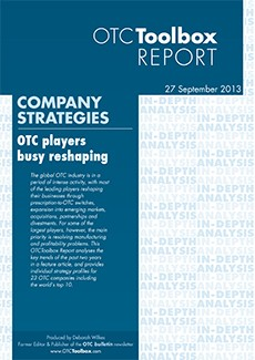 OTC players busy reshaping