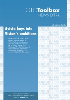 Avista buys into Vision's ambitions