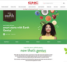 "GNC launches ""nature-inspired"" Earth Genius"