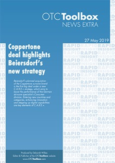 Coppertone deal highlights Beiersdorf's strategy