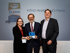 Flarin wins CHi Innovation of the Year Award