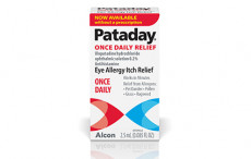 Alcon switches Pataday eye allergy drops in US