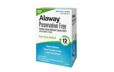 Bausch set to launch Alaway Preservative Free