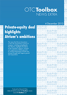 Private-equity deal highlights Atrium's ambitions
