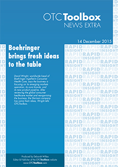 Boehringer brings fresh ideas to the table