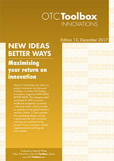 Maximising your return on innovation