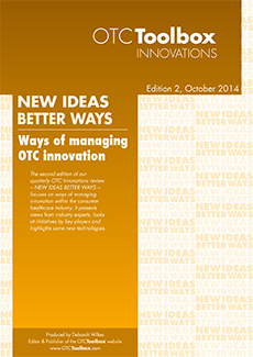 Ways of managing OTC innovation