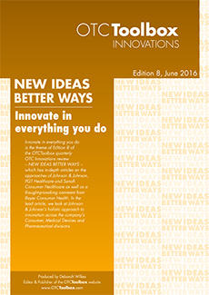 Innovate in everything you do