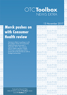 Merck pushes on with Consumer Health review